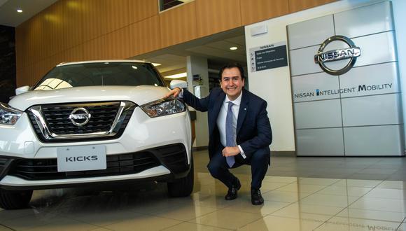 """""""En el 2021 volveríamos a los niveles de ventas del 2019"""", proyecta José Luis Montiel, presidente y CEO de Nissan Perú."""