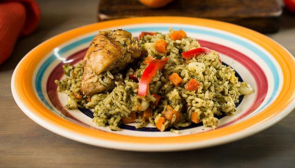 Arroz con pollo. (Foto: Shutterstock)
