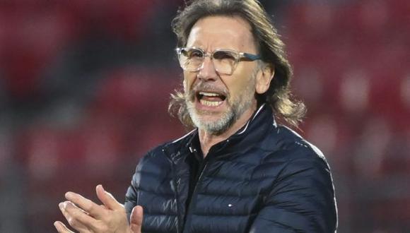 Ricardo Gareca es entrenador de la Selección Peruana desde el 2015. (Foto: AFP)