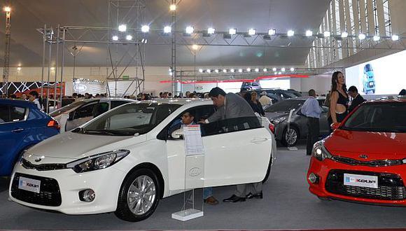 Las empresas del sector automotor colocaron 71,105 unidades al cierre de mayo, según datos de la Asociación Automotriz del Perú. (Foto: GEC)<br>