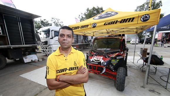 Juan Carlos Uribe buscará revancha en una próxima edición del Dakar. (Foto: ITEA Photo)