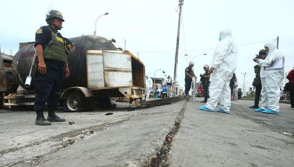 Alcalde de Villa El Salvador dijo que Osinergmin tiene los especialistas adecuados para fiscalizar empresas como Transgas. (Foto: GEC)
