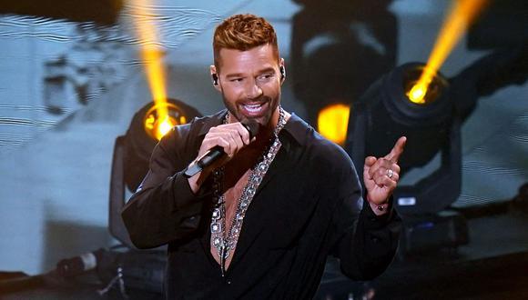 """Ricky Martin quiere """"volver a los escenarios y que todo el mundo pueda bailar"""". (Foto: AFP)"""