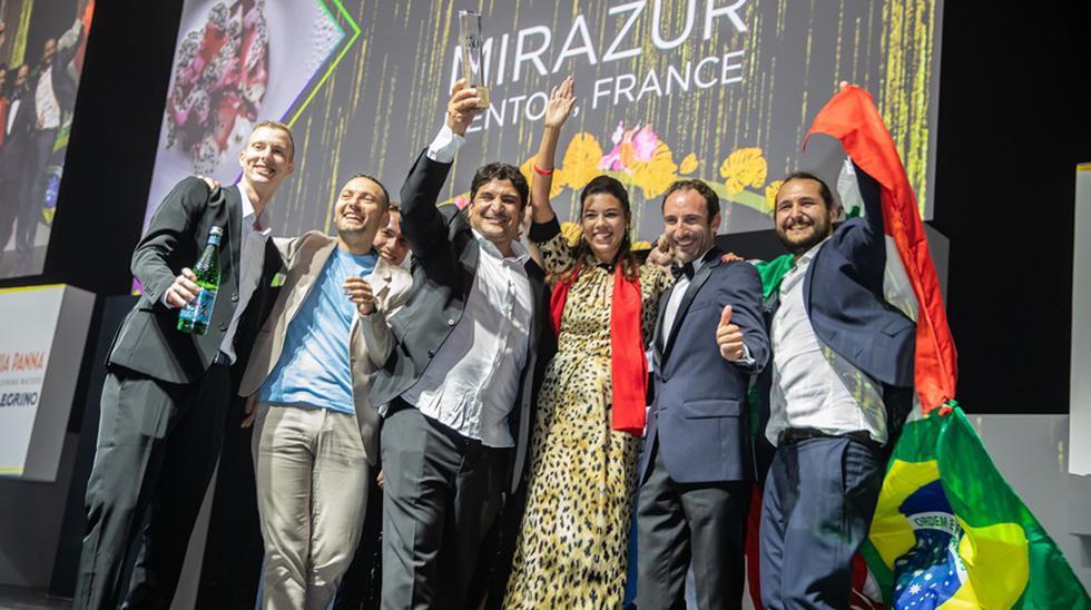 Mirazur, de Francia, es elegido el Mejor restaurante del mundo en 2019. (Foto: 50 Best/ Difusión)
