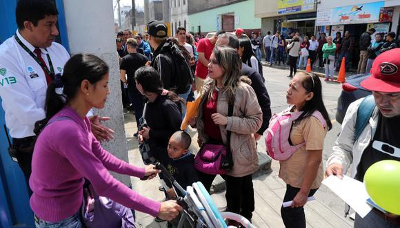 El éxodo venezolano ha llevado a más de 5 millones de personas a buscar nuevos caminos en diferentes países de la región. (Foto referencial: EFE / Ernesto Arias)