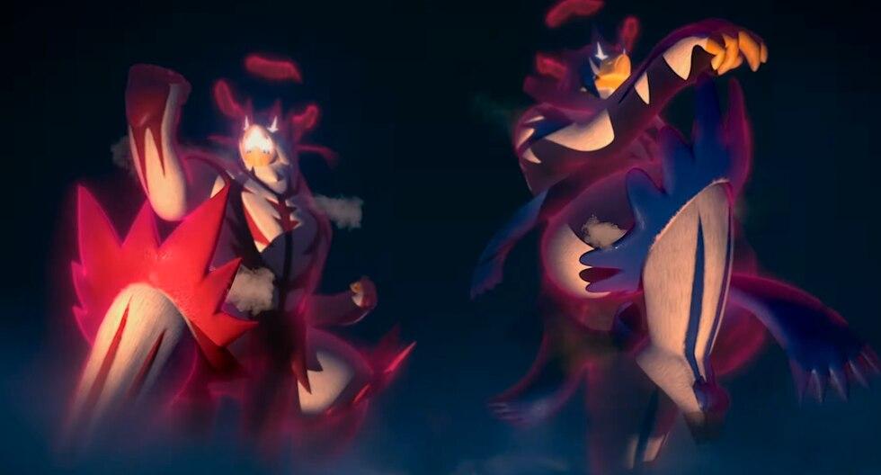 Los nuevos legendarios de Las nieves de la corona. (Captura de pantalla)