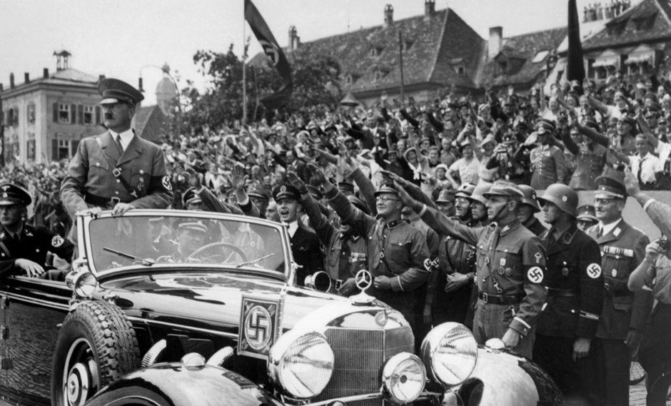 Hitler usó una droga llamada eucodal, que era un estimulante que lo ayudaba a aumentar su autoconfianza cuando se reunía con sus generales. La usó especialmente en 1944, cuando todo estaba perdido. (AFP)