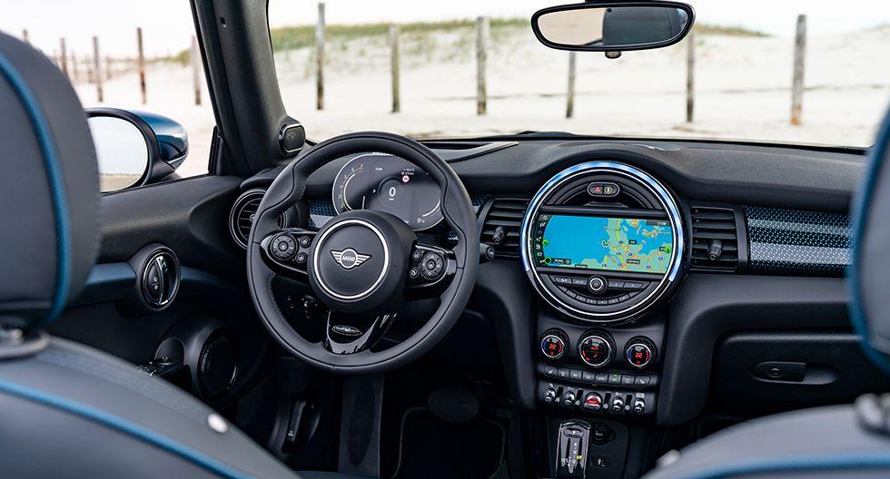 El nuevo MINI Cabrio Sidewalk saldrá a la venta desde marzo de 2020. (Foto: BMW Group)
