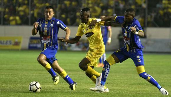 Delfín venció por la mínima diferencia a Bracelona por la Serie A de Ecuador | Foto: Twitter Barcepasion