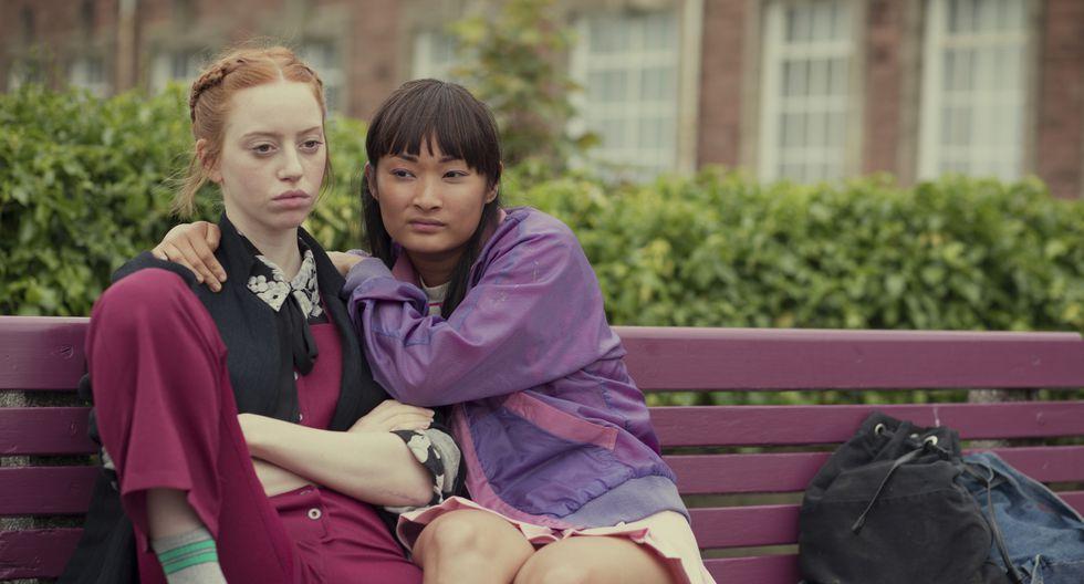 """Escenas de la serie """"Sex Education"""" de Netflix. (Foto: Difusión)"""
