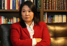 ¿Keiko Fujimori podría volver a prisión preventiva por el caso Odebrecht?