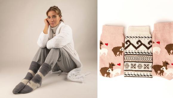 Saqina Alpaca ofrece productos a base de hilado de alpaca a precios justos. (Fotos: IG/ @saqina.alpaca)