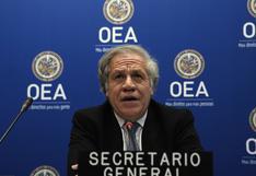 Misión de Observación Electoral de la OEA arribará al Perú la próxima semana