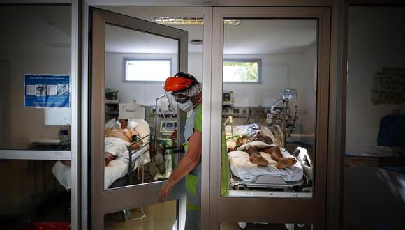 Coronavirus en Argentina   Últimas noticias   Último minuto: reporte de infectados y muertos hoy, domingo 2 de agosto del 2020   Covid-19   (Foto: EFE/Juan Ignacio Roncoroni).