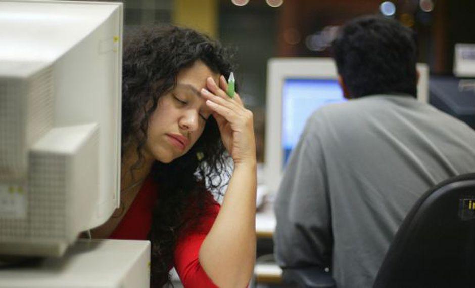 Estrés laboral se lleva 136.000 mlls. de euros al año en Europa