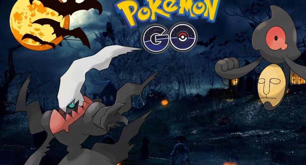 Conoce todas las tareas de investigación que aparecerán en Pokémon GO durante su evento de Halloween. (Foto: Nintendo)