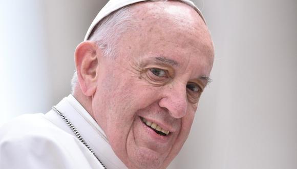El Papa Francisco habló de una futura visita al Perú