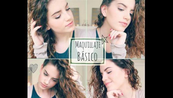 Hija de Gian Marco compartetutorial de maquillaje [VIDEO]