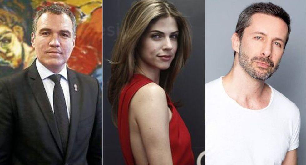 Salvador del Solar, Stephanie Cayo y Marco Zunino son algunos de los actores que participaron en series de Netflix. (Fotos: Difusión)