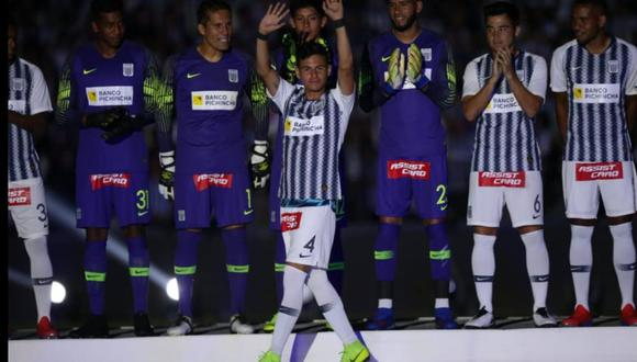 Alianza Lima: Anthony Rosell pidió disculpas a la hinchada por el descenso a la Liga 2. (Foto: GEC).