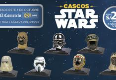 Cascos Star Wars 2, que la fuerza te acompañe.
