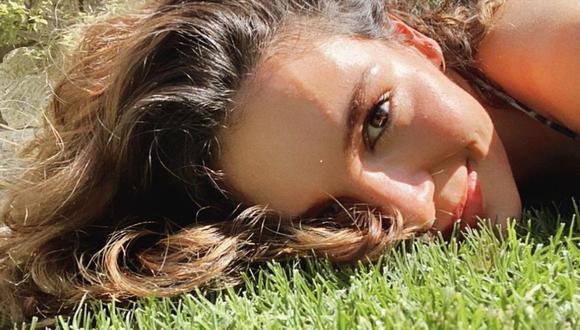 """La actriz interpreta a Reyyan en la telenovela turca """"Hercai""""  (Foto: Ebru Sahin / Instagram)"""
