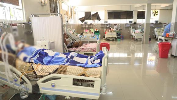 Hidalgo Okimura indicó que alrededor de 70 profesionales de la salud se encuentran en cuarentena tras contagiarse de COVID-19. (Foto: Gore Madre de Dios)