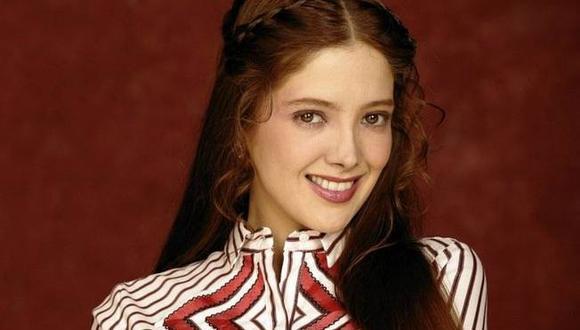 En 1987, Adela Noriega alcanzó la fama y ganó un lugar preponderante en el mundo de las telenovelas cuando protagonizó 'Quinceañera' (Foto: Instagram)