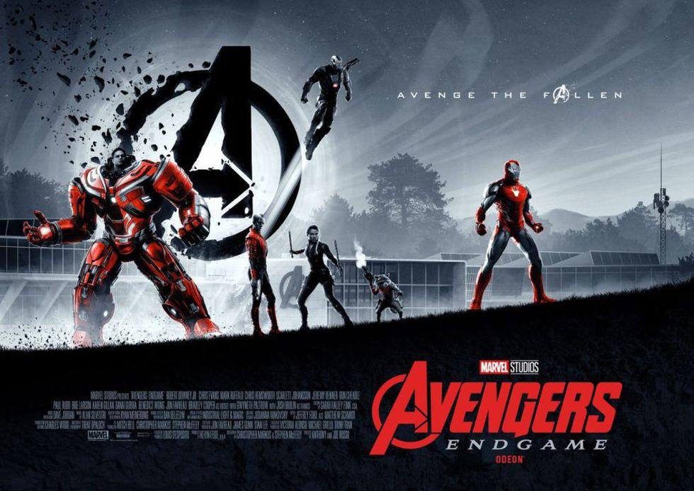 "Nuevo póster de ""Avengers: Endgame"", por Matt Ferguson - Parte 2 (Foto: Marvel Studios)"
