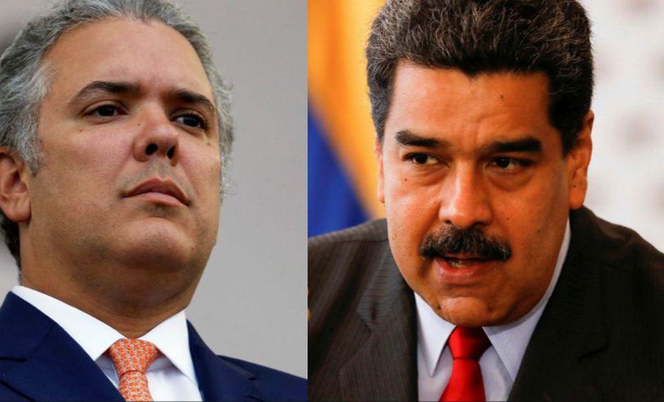 """Colombia: """"Todas las opciones"""" deben considerarse con Venezuela. (AFP)"""