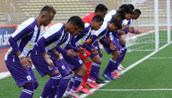 Alianza Lima ha renovado más de la mitad del plantel que descendió el año pasado.  (Foto: GEC / Liga 1 / AL)