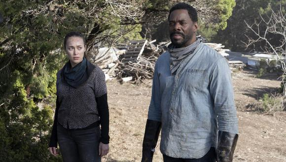 """Fear The Walking Dead"": Este lunes se estrena la sexta temporada de la serie. (Foto: AMC)"