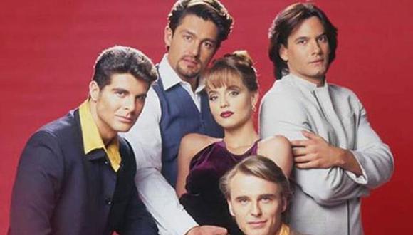 """""""La usurpadora"""" es una telenovela mexicana que dirigió Beatriz Sheridan y produjo Salvador Mejía para Televisa en 1998 (Foto: Televisa)"""