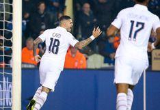 PSG derrotó 1-0 al Brujas por la cuarta fecha del Grupo A de la Champions League | VIDEO