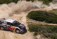 WRC: campeonato se correrá con autos híbridos desde el 2022 | FOTOS