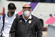 """Roberto Mosquera: """"Si ganas jugando mal y te acostumbras terminas en segunda"""""""