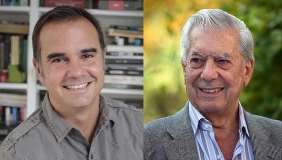 Raúl Tola, escritor y periodista, entrevistará a Mario Vargas Llosa, escritor y ganador del Premio Nobel de Literatura 2010 el viernes 26 de junio. (Foto: EC/ AFP)