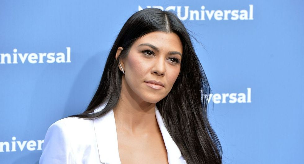 Kourtney Kardashian tiene 3 hijos, todos con Scott Disick. (AFP)