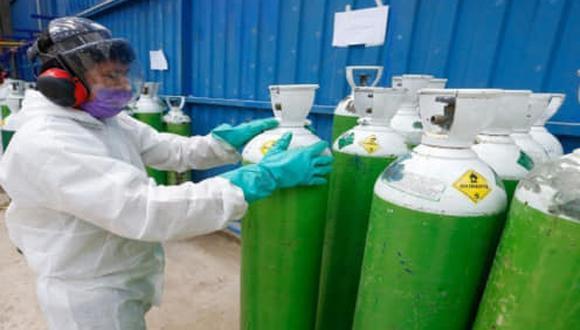 Huánuco: municipio anuncia que comprará planta de oxígeno medicinal (Foto referencial).