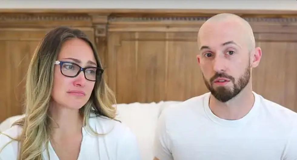 """Los Stauffers publicaron un video llamado """"una actualización sobre nuestra familia"""", donde se dio a conocer que habían sacado a Hauxley de su vida. (Foto: Captura YouTube)"""