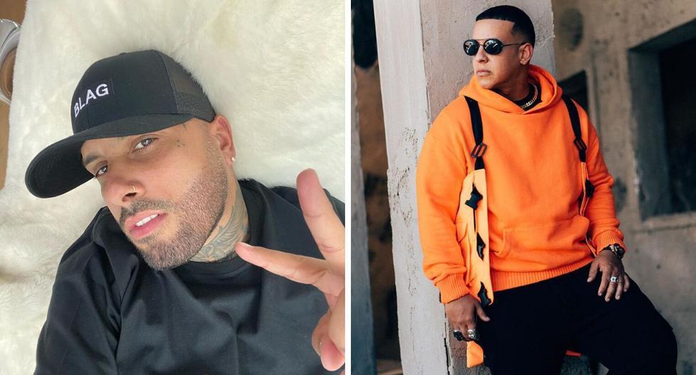"""Daddy Yankee y Nicky Jam lanzaron """"Muévelo"""" hace 14 horas y ya son tendencia en YouTube. (Foto: @nickyjampr / @daddyyankee)"""