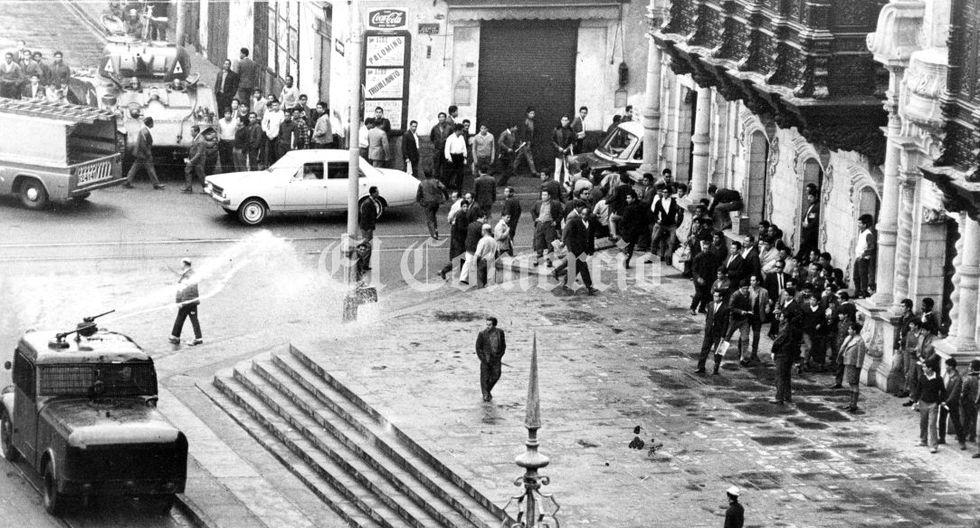 (Foto: Archivo Histórico de El Comercio)