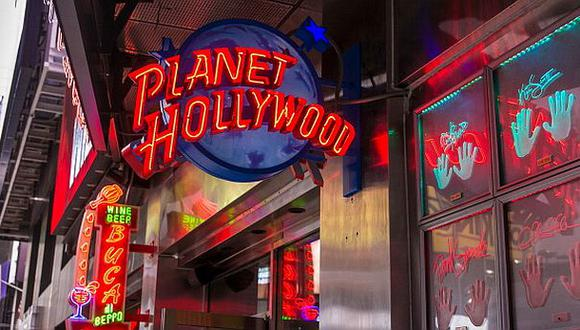 Cadena Planet Hollywood podría aterrizar en Perú en el 2016