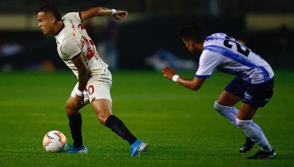 El colombiano Donald Millán, elegido mejor jugador de la Liga 1 2019, es uno de los refuerzos cremas para esta temporada. (Foto: GEC).