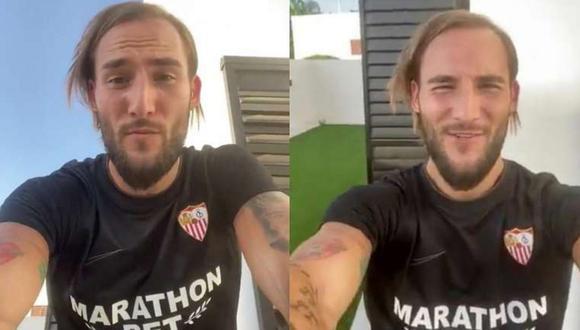 Nemanja Gudelj es el positivo de coronavirus de Sevilla. (Foto: Instagram)