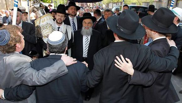 Más de 33.000 israelíes han recibido nacionalidad alemana desde el año 2000. Foto: GETTY IMAGES, vía BBC Mundo