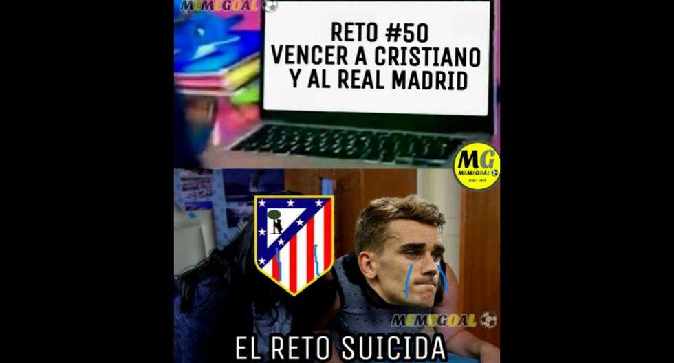 Real Madrid vs. Atlético Madrid: los memes de la semifinal - 12