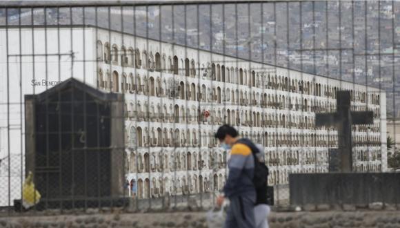 Los fallecidos por COVID-19 alcanzan hasta el momento los 35.446 en el Perú. (Foto: GEC)