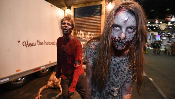 La ciencia de los zombis [INFOGRAFÍA]