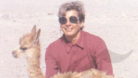 Bárbara Bistevins Treinani (conocida por su apellido de casada) nació en Letonia en 1941. (Foto: Archivo El Comercio)